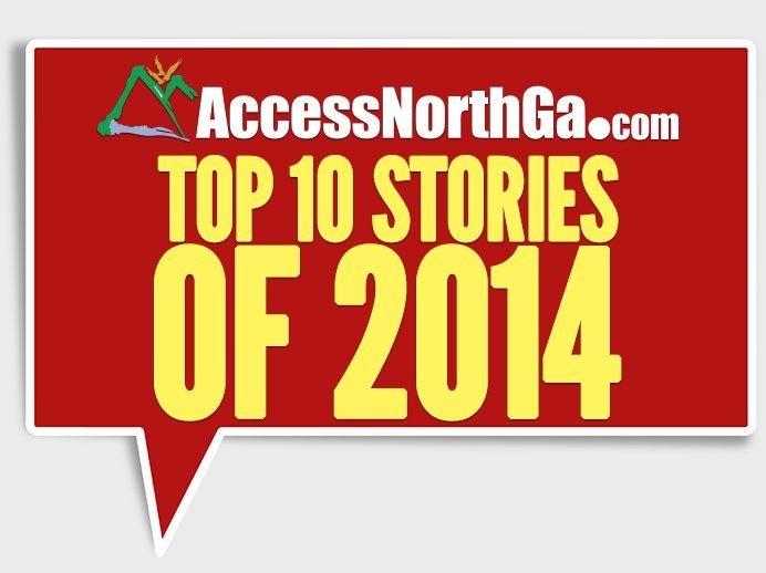 Wrecks, fire and snow top list of 2014's most-read