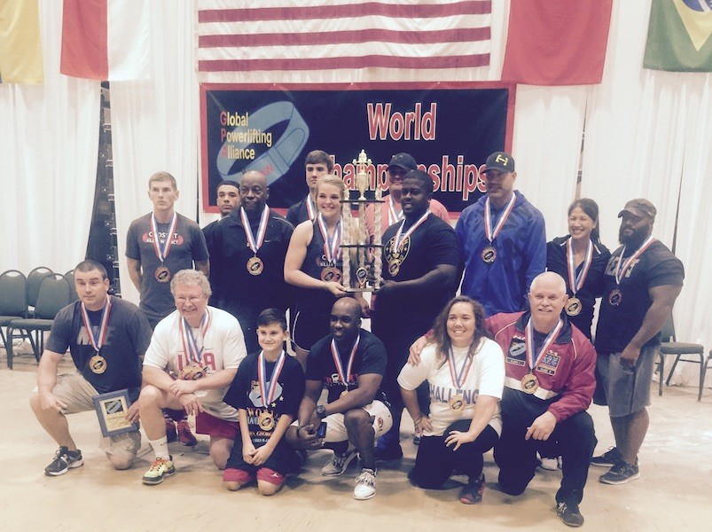 ad4dd5301b3 Team USA dominates GPA World Championships in Athens