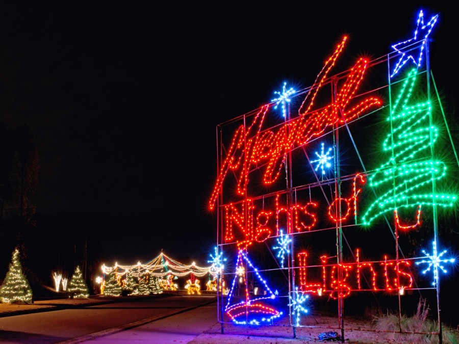 Lake Lanier Christmas Lights 2020 Prices Lanier Islands' early Christmas gift: by the carload a