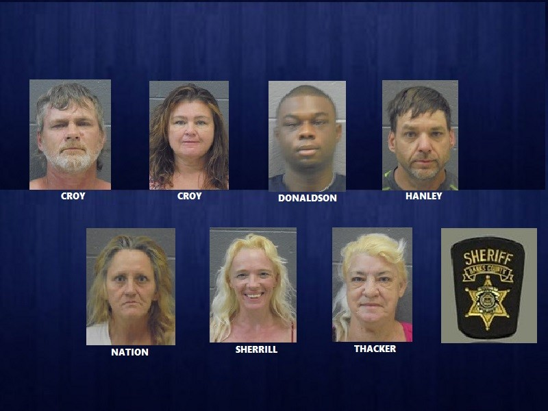 Banks County Sheriff's Office lists charges against tho