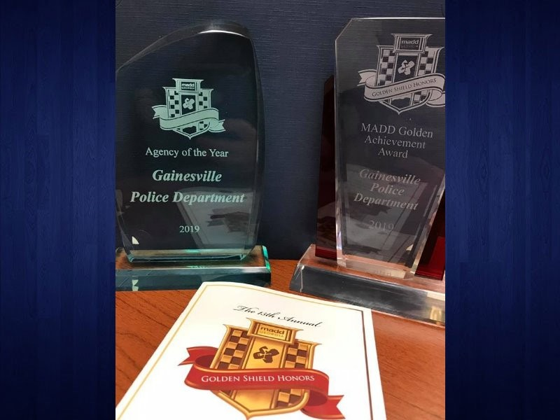 Gainesville, Habersham, Hall law enforcement recognized