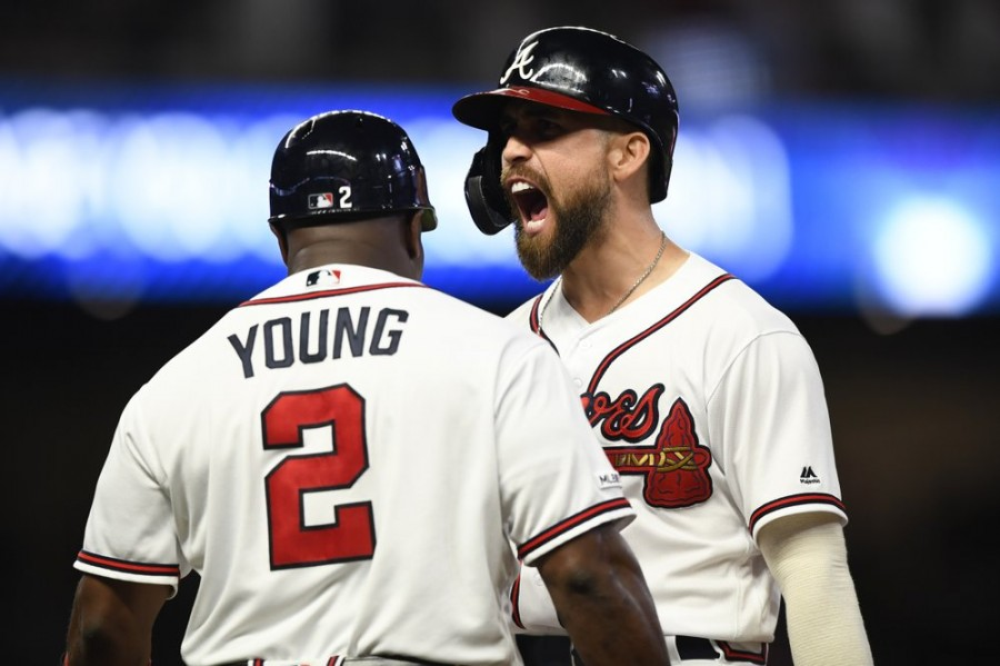 the latest 09816 664ff Braves' Inciarte to miss 4-6 weeks with hamstring strai ...