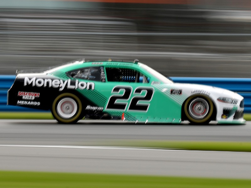Cindric Makes History With Xfinity Daytona Road Course Accesswdun Com